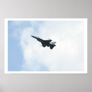 F16 Climb Posters