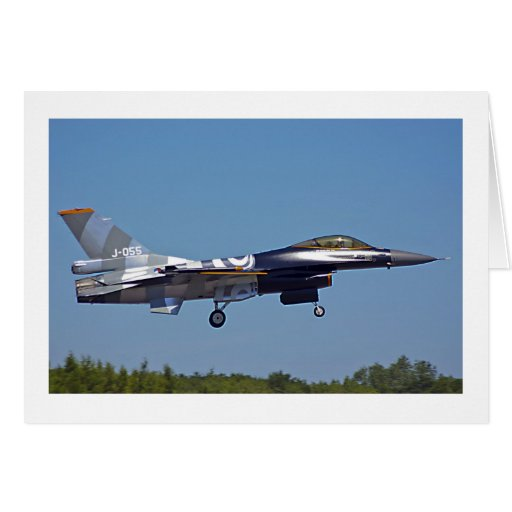 F16 Fighting Falcon Cards