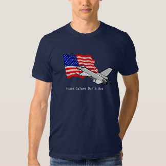 F16 Fighting Falcon Fighter Jet American Flag Shirt