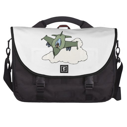 F16 Fighting Falcon Fighter Jet Bag For Laptop