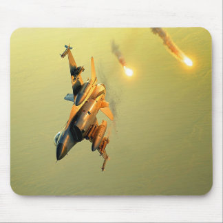 F16 Flare Mousemat