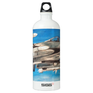 F16 In Flight SIGG Traveller 1.0L Water Bottle