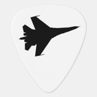 F16 Silhouette Guitar Pick