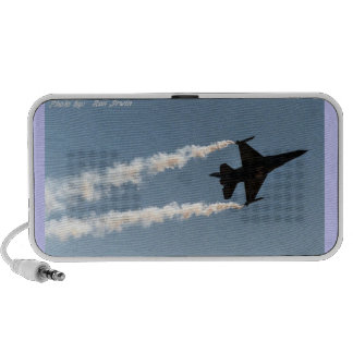 F16 Smokin' Notebook Speaker