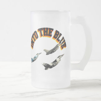F16s INTO THE BLUE Coffee Mugs