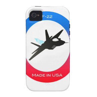 f22 Aircraft iPhone 4 Cover