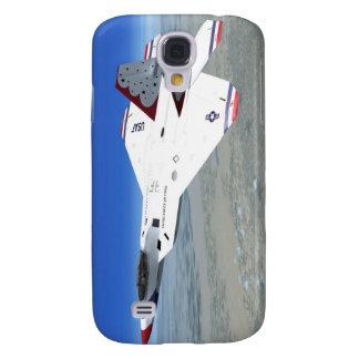 F22 Raptor Blue Angels Jet Fighter Plane Galaxy S4 Case