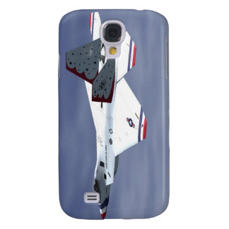 F22 Raptor Blue Angels Jet Fighter Plane Galaxy S4 Case