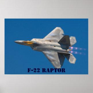 F22 RAPTOR PRINT