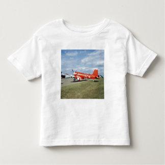 F2G-1D Super Corsair airplane at the air show in Toddler T-Shirt