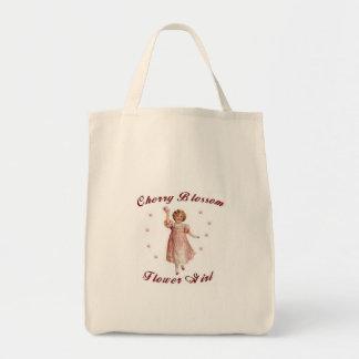 F31 Cherry Blossom Flower Girl Gift Bag