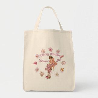 F33 Cherry Blossom Flower Girl Gift Bag