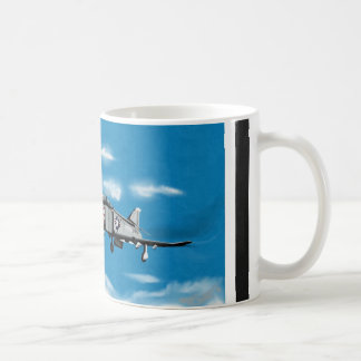 F4 Phantom  Navy Jet Fighter Coffee Mug