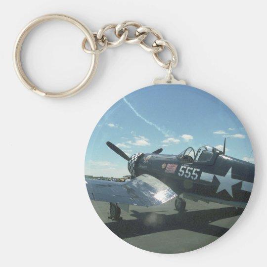 F4U Corsair Keychain