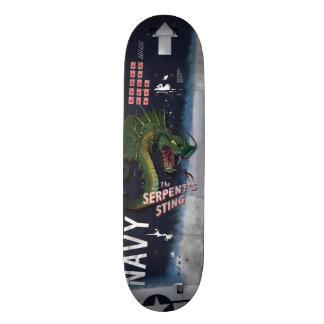 F4U Corsair Nose Art Skateboard Deck