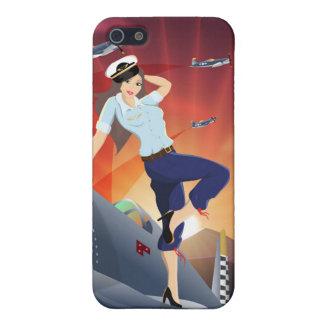 F4U-Corsair Pin-Up iPhone 5C Case