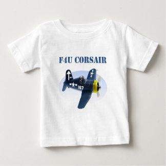F4U Corsair Plane #167 Baby T-Shirt