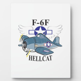 f6f hellcat plaque