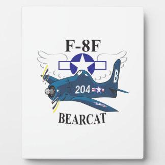 f8f bearcat plaque