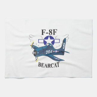 f8f bearcat tea towel