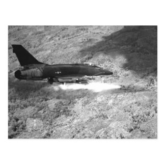 F-100 Super Sabre Post Cards