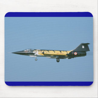 F 104S Starfighter Italian Air Force Mouse Pad