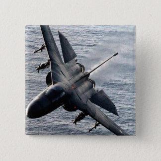 F-111 Aardvark 15 Cm Square Badge