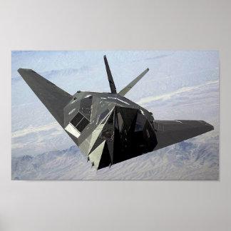 F-117 Nighthawk Print