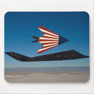 F-117 Nighthawks Mouse Mat