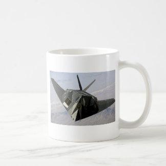 F-117A Nighthawk Basic White Mug
