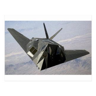 F-117A Nighthawk Postcard