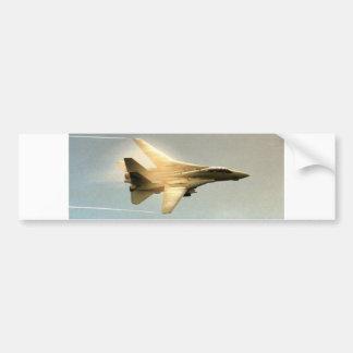 F-14 TOMCAT CAR BUMPER STICKER