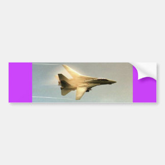 F-14 TOMCAT BUMPER STICKER