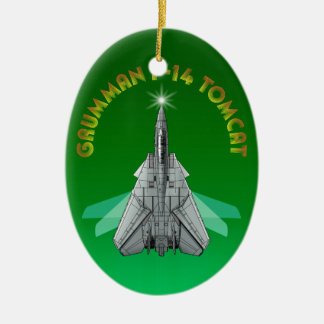 F-14 Tomcat Christmas Ornament