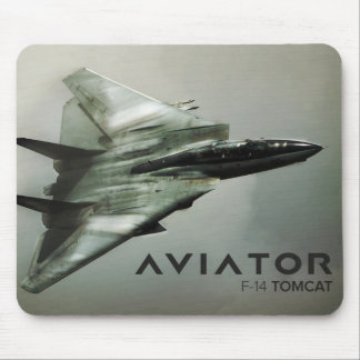 F-14 Tomcat Jet Fighter Mouse Mat