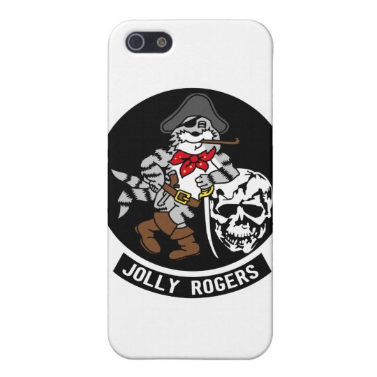 F-14 Tomcat VF-84 Jolly Rogers iPhone Case iPhone