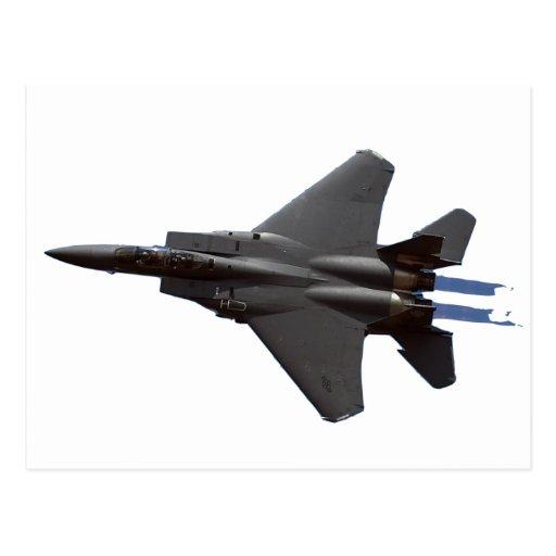F-15 Eagle Flght Postcard