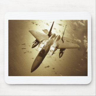 F-15 Eagle Jet Fighter Mouse Pad