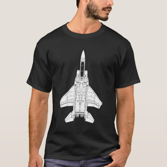 F-15 Eagle Jet Fighter T-Shirt