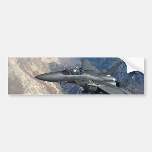 F-15 Strike Eagle Bumper Sticker