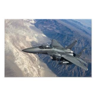 F-15 Strike Eagle Photo Print