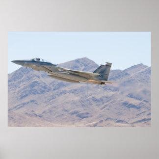 F-15C Eagle AF 78 473 Poster