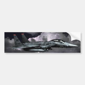 F-15E Strike Eagle  Car Bumper Sticker