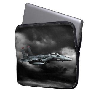 F-15E Strike Eagle  Neoprene Laptop Sleeve 13 inch