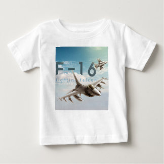 F-16 Fighting Falcon Baby T-Shirt
