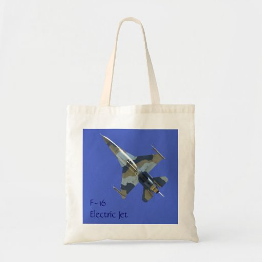 F-16 Fighting Falcon Electric Jet Bags