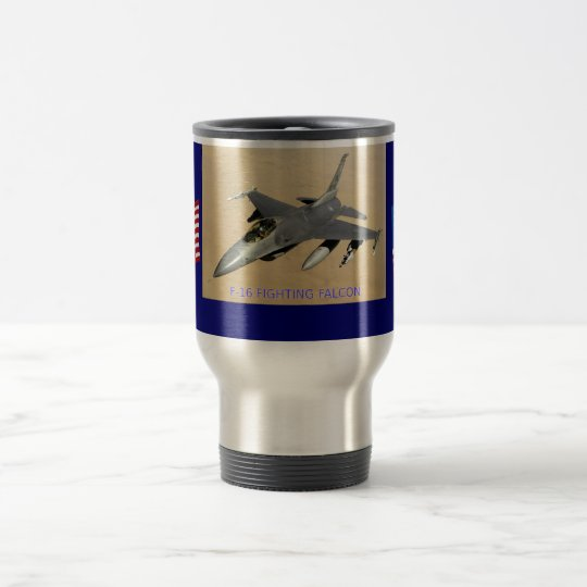 F-16 Fighting Falcon Mug