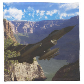 F-16 Fighting Falcon Napkin
