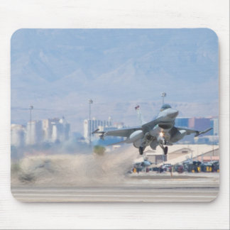 F-16CJ Fighting Falcon LF AF 97 112 Taking Off pad Mouse Mat