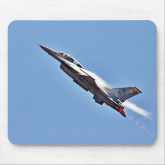 F 16s Jets Fighters Airplanes Mouse Mat